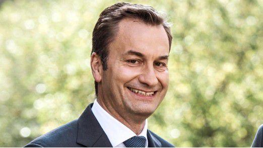 """""""Alle spüren, dass wir in eine neue Form des vernetzten Arbeitens aufbrechen. Die Qualität ist höher, die Abläufe sind effizienter, und die Geschwindigkeit steigt"""", sagt CIO Elmar Pritsch von CIO Bosch."""