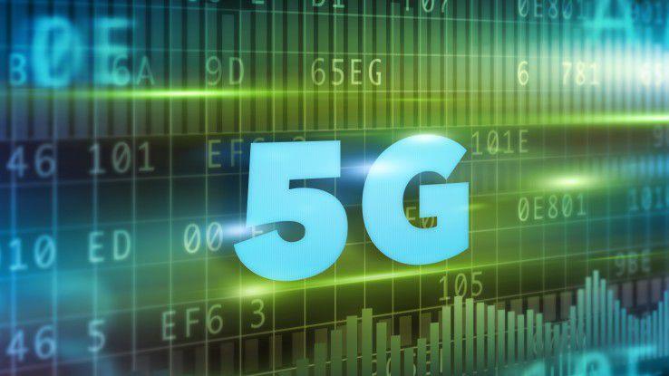 Mit der 5G-Technologie könnten Daten etwa tausendmal schneller als in heutigen Mobilnetzen übertragen werden.