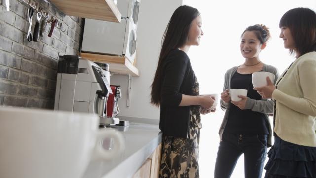 sauberkeit in der büroküche?: kühlschrank-sünden im office ... - Büro Küche
