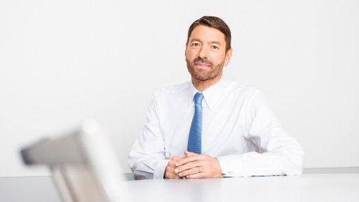 Kasper Rorsted, Henkel CEO: Präsenz am Arbeitsplatz sei keine Qualifikation und kein Leistungsausweis. Die Digitalisierung werde das endgültig beenden.
