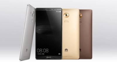 Huawei Mate 8: Huawei stellt neues Android-Phablet vor - Foto: Huawei