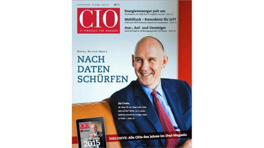 CIO-Magazin Januar/Februar 2016