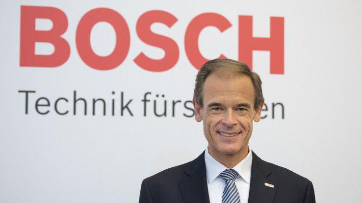 Bosch-Chef Volkmar Denner