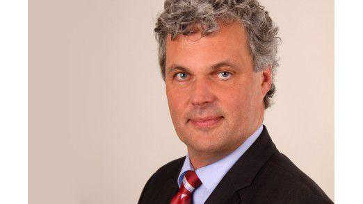 Berthold Kröger, der neue IT-Leiter bei der K+S AG.