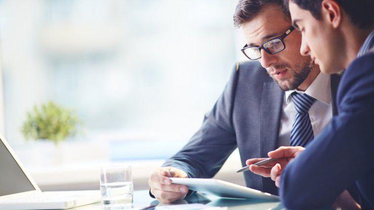Im Jahr 2015 berichteten 46 Prozent der CIOs direkt an den CEO.