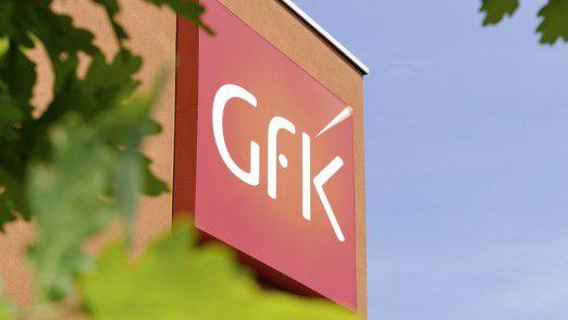 Das Marktforschungsinstitut GfK hat ihren Hauptsitz in Nürnberg.