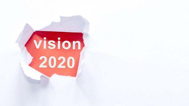 Im Jahr 2020 wird Gartner zufolge mehr als die Hälfte großer Geschäftsprozesse in irgendeiner Weise mit dem IoT vernetzt sein.