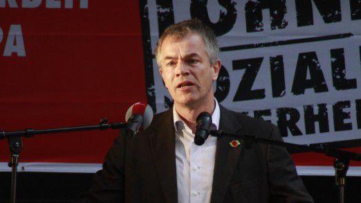 NRW-Verbraucherminister Johannes Remmel (Grüne)