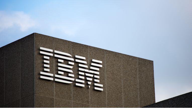 """Mit der neuen Generation der Großrechner """"IBM Z"""" soll die Gefahr von Datendiebstählen reduziert werden."""