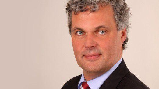 Berthold Kröger ist neuer IT-Leiter bei der K+S-Gruppe in Kassel.