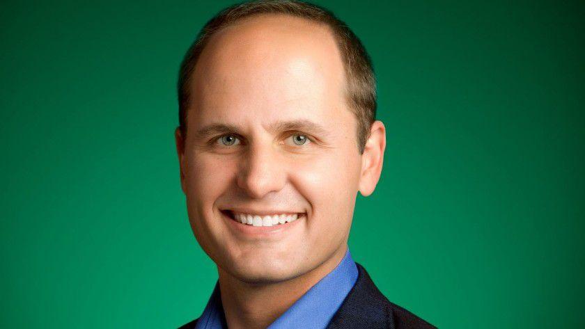 Nach Kurzauftritten als TV-Rettungsschwimmer präsentiert sich Laszlo Bock heute als Senior Vice President People Operations bei Google Inc.