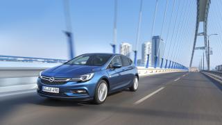Astra als Hoffnungsträger: Opel fährt 2015 noch in der Verlustzone - Foto: GM Company