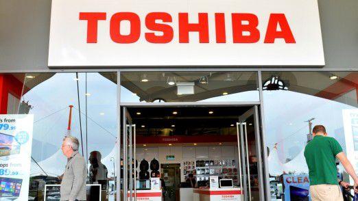 Toshiba braucht wegen Problemen seines US-Atomkraftwerksbauers CB&I Stone & Webster Geld.