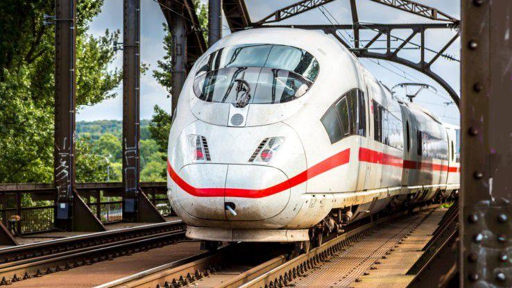 Ein IoT-Business-Idee: Predictive Maintenance von Siemens-Zügen.