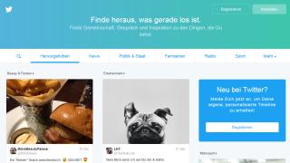 Option: Twitter bietet Sortierung der News nach Relevanz an - Foto: twitter