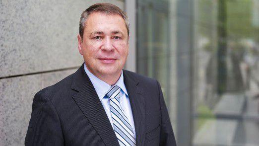 Hennings Stams, wurde Ende 2015 als CIO zum CEO von Almatis berufen.