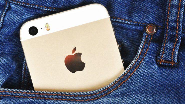 Ungeeignet für Zeitreisen: Apple iPhone
