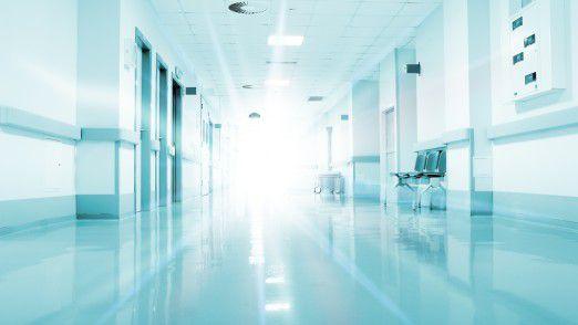 Die Zahl der Krankenhäuser hierzulande geht zurück.