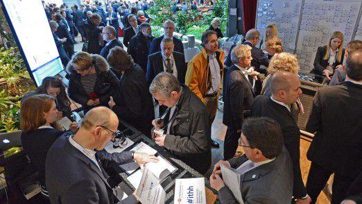Die Hamburger IT-Strategietage 2016 starten mit einem Teilnehmerrekord.