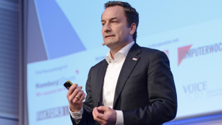IT-Strategietage 2016: Bosch CIO: IT ist wichtiger geworden - Foto: Foto Vogt
