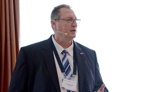 Carsten Dreyer, Business Solution Strategist bei Vmware