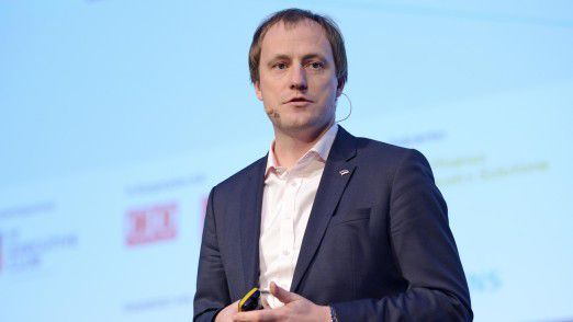 Taavi Kotka, CIO der Regierung in Tallinn