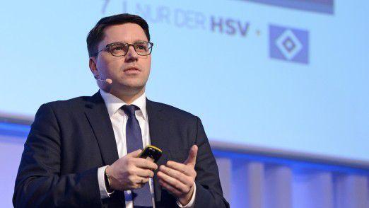 Carlo Dannies, Head of ICT bei der HSV Fußball AG