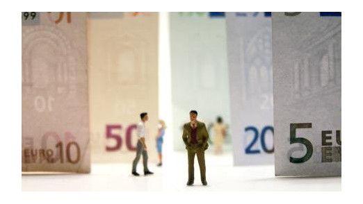 Für digitale Finanz-Angebote sieht der IT-Verband Bitkom künftig großes Potenzial.