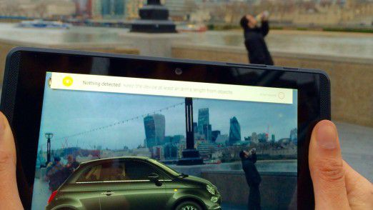 Potentielle Autokäufer sollen künftig schon virtuell auf dem Tablet oder Smartphone in den neuen Wagen einsteigen können.