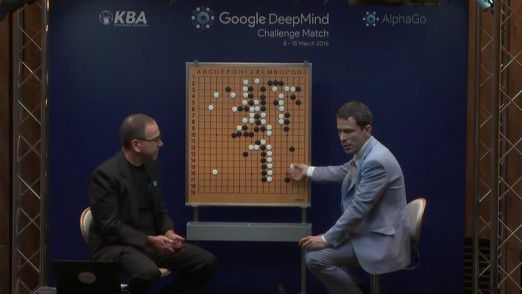 Match 1 - Google DeepMind Challenge Match: Lee Sedol vs AlphaGo