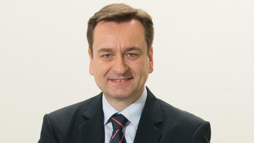 Joachim Wenning übernimmt im April 2017 die Konzernführung von Nikolaus von Bomhard.