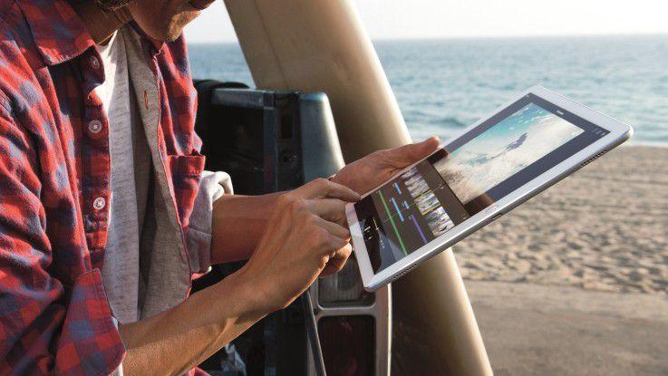 Hardwarefehler? Das Update auf iOS 9.3.2 bereitet auf einigen iPad Pro 9,7 Probleme.