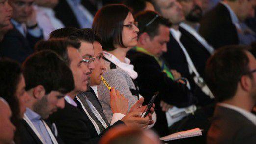 Rund 600 Teilnehmer kamen an den zwei Tagen zum SingularityU Summit in Berlin.