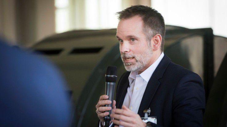 Haniel-CIO Dirk Müller ist jetzt auch Geschäftsführer der neu gegründeten Schacht One GmbH.