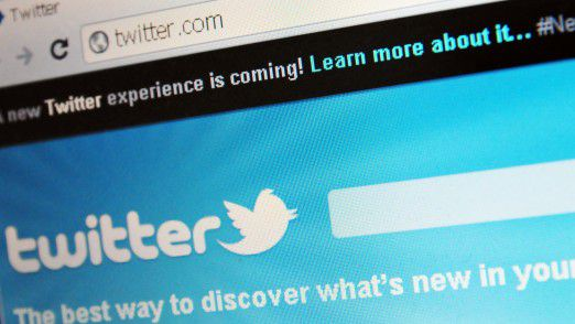 Viel Gezwitscher, aber chronisch defizitär: Twitter.