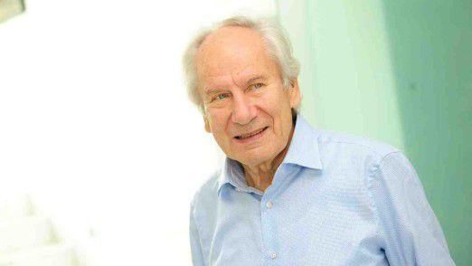 August-Wilhelm Scheer ist Hochschulprofessor, Unternehmer und Musiker. Am 27. Juli wird er 75 Jahre alt.