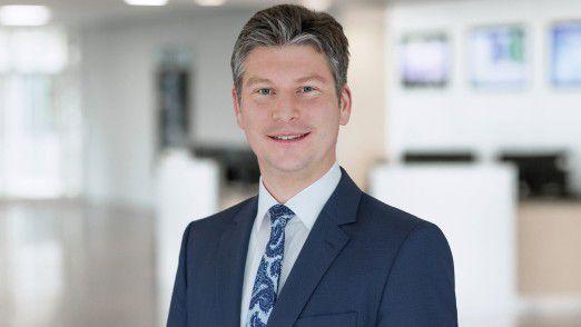 Holger Witzemann ist neuer Geschäftsführer bei AOK Systems.