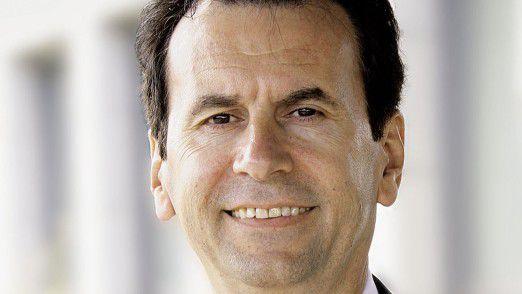 Dr. Karlheinz Blessing, Mitglied des Vorstands der Volkswagen AG, Geschäftsbereich Personal und Organisation