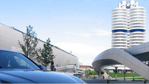 BMW Vierzylinder in München: Aus Altersgründen verjüngt BMW seinen Vorstand.