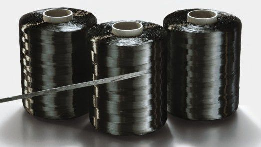 SIGRAFIL 50k-Carbonfaser: SGL Carbon beliefert unter anderen den Autobauer BMW mit Carbonfasern.