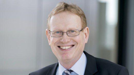 Martin Hölz, der neue CIO bei thyssenkrupp.