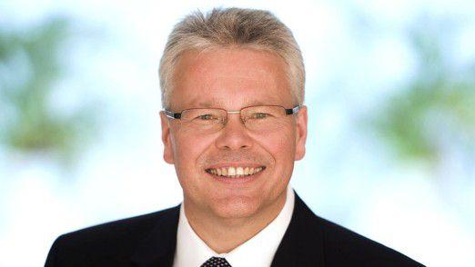 Thomas Wölker ist neu bei Rehau für die IT verantwortlich.