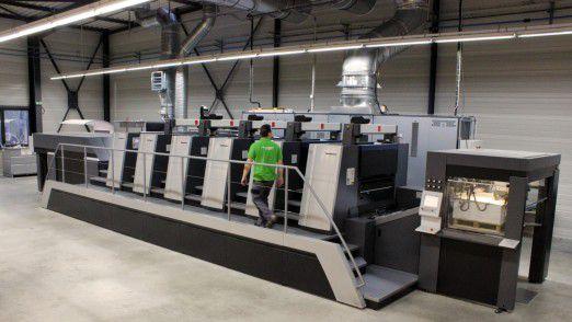 Heidelberg will bei Industrie 4.0 mit einem möglichst einfachen Handling von immer komplexer werdenden Prozessen und Technologien punkten.