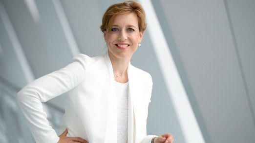 Sabine Scheunert ist CDO (Bereichsleitung Digital und IT Marketing & Sales) bei Mercedes Benz PKW.