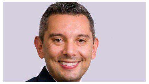 Mike Dargan wird neuer CIO bei UBS in Zürich.