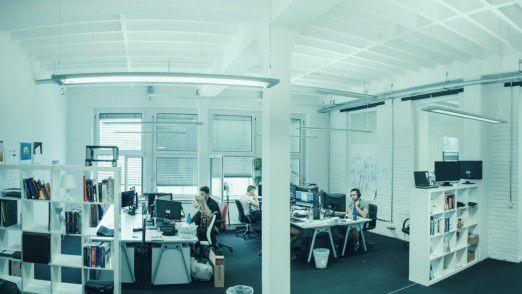 Die junge Firma Mantro versteht sich als Company Builder. Gemeinsam mit Konzernen gründet sie Joint Ventures, die digitale Produkte launchen.