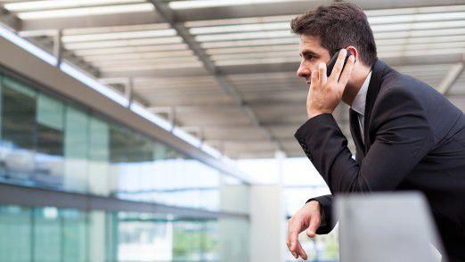 """Künftig soll es in der EU """"Roaming zu Inlandspreisen"""" geben. Damit wird auch mobiles Telefonieren günstiger."""