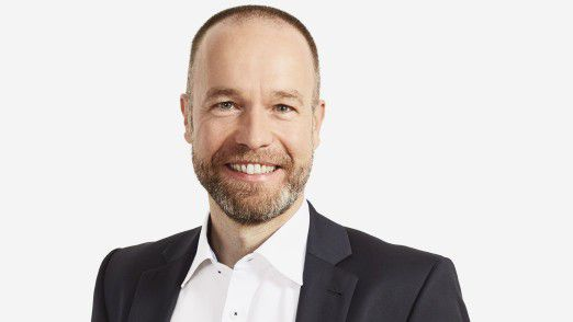 Hendrik Hartje, Vice President IT Strategy & Architecture bei CCEP