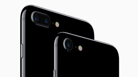 Überraschenderweise gibt es vor allem beim iPhone 7 Plus häufiger Wasserschäden.