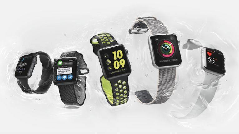 Die Apple Watch Series 2 ist das am häufigsten verkaufte Wearable.